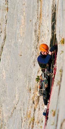 rabi: mountain climber