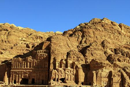 khazneh: Petra - Nabataeans capital city Al Khazneh, Jordan.