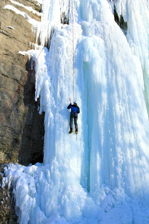 peak: Ice climbing the North Caucasus.