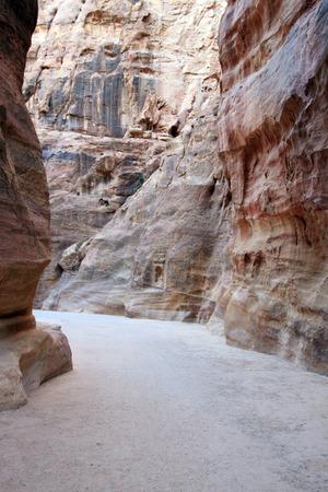 antik: Petra, Jordan.