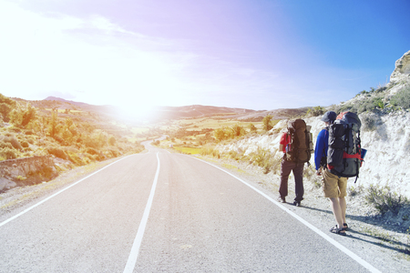 The E4 pedestrian route that runs through Cyprus begins in Larnaca and ends in Paphos with a length of 640 km.