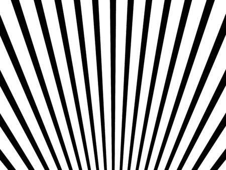 Great background circus background concept with black and white circular rays