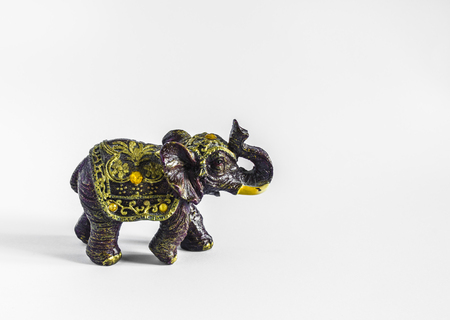 Elephant A Symbol Of Good Luck Feng Shui Stock Photo Picture And
