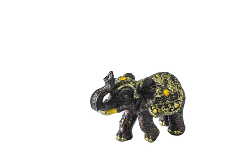 Elephant A Symbol Of Good Luck Feng Shui Elephant Isolated