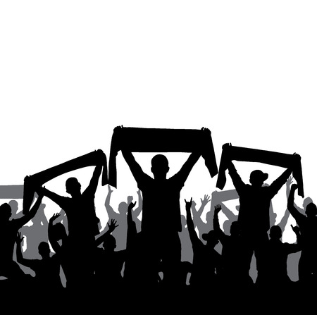 Banner for sports championships and concerts Ilustração