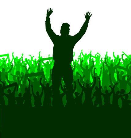 championships: Banner for sports championships and concerts Illustration