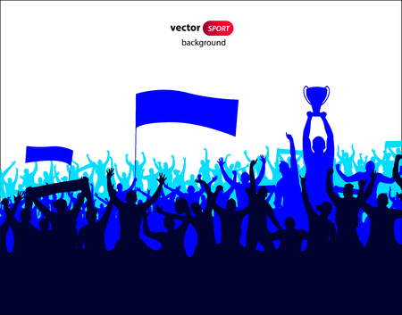 sporting: Banner for sporting events and concerts