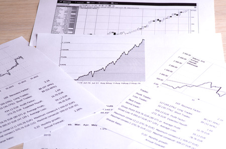 stock quotes: stock quotes and charts on paper .