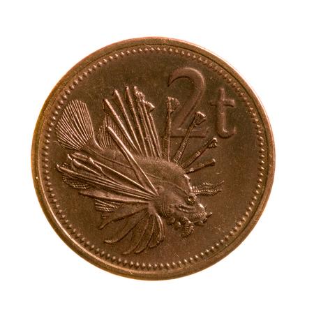 Papua Neuguinea Münze Lizenzfreie Fotos Bilder Und Stock Fotografie