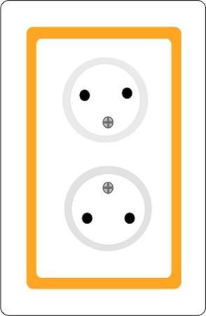 dual: Dual socket illustration