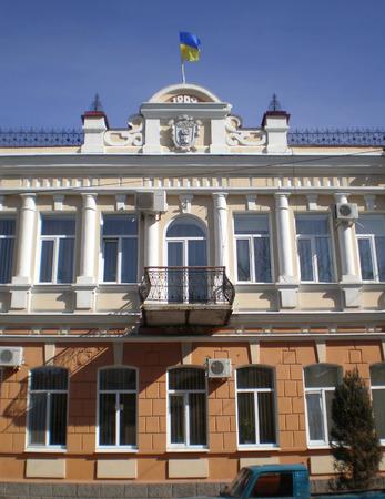council: The building of Melitopol City Council
