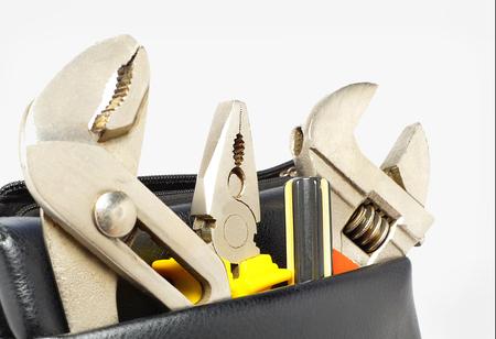 Tool Bag with Molded Base 版權商用圖片