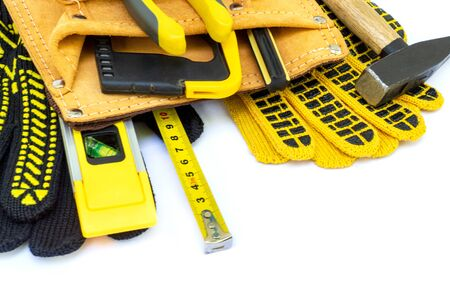 Professional tools for the professional builder.