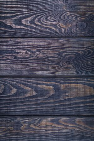 Dark Black Wood Texture structural and vintage style.