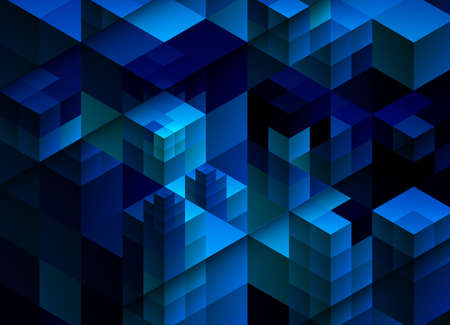Geometric patterns colorful abstract backgrounds. Vector illustration