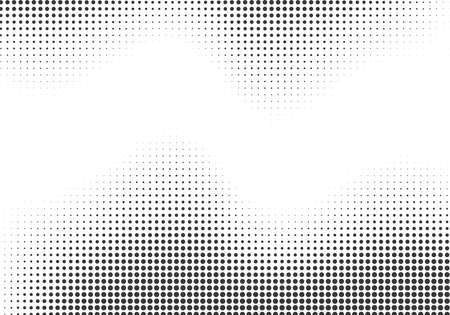 Design halftone background. Vector concept. Decorative web layout or poster, banner.