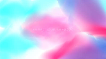 Abstract modern background. Colorful realistic smoke. Multi-colored fog. Indian festival of colors.