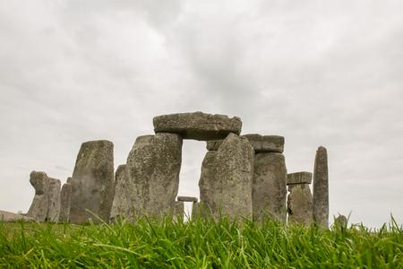 Stonehenge Black And White Stock Photos And Images - 123RF
