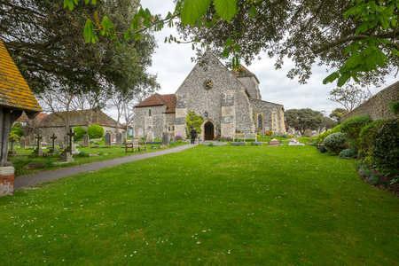 The Local Church of Rottingdean Sussex England UK