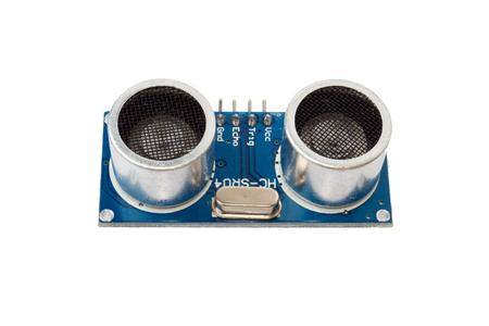 Módulo de sensor ultrasónico para proyectos de bricolaje Equipos electrónicos