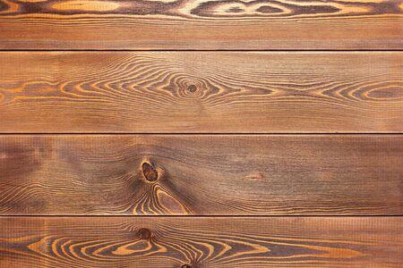 Oude grunge donkere geweven houten achtergrond, het oppervlak van de oude bruine houtstructuur Stockfoto