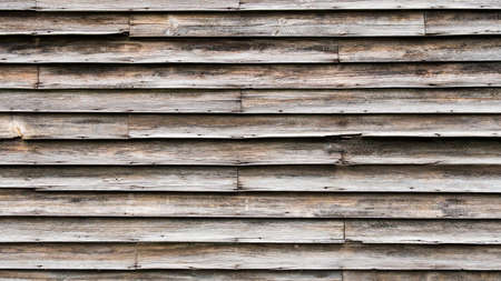 Texture from wooden docks of an ancient building from the Wild West in America Imagens