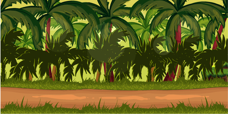Jungles Game Background Imagens