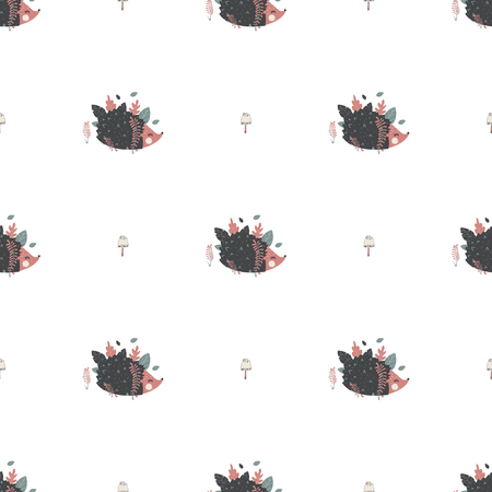 Cool Christmas patterns in Scandinavian style for your designs, prints and decoration.