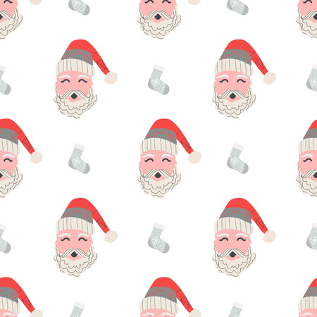 Christmas patterns in Scandinavian style for your designs, prints and decoration