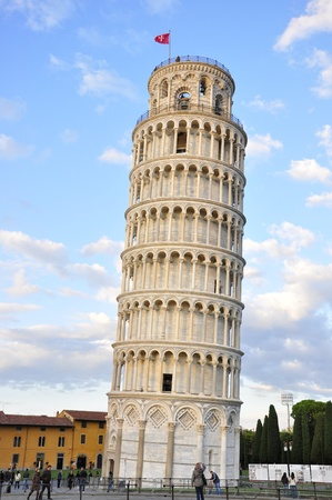 Leaning Tower Italy Pisa