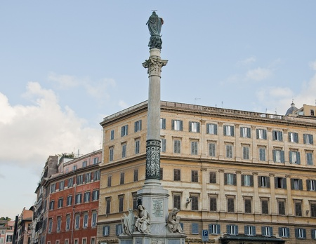 Vienna Austria  Area and monuments  Stock Photo - 12883570