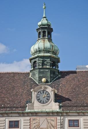 Vienna Austria  Area and monuments Stock Photo - 12884847