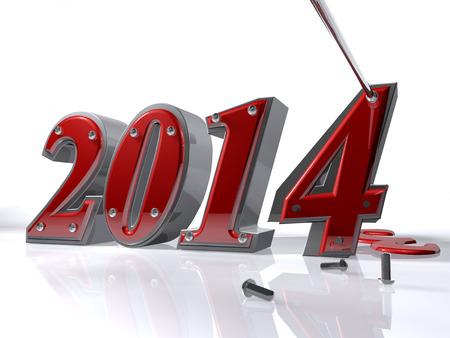 Screwing New Year 2014