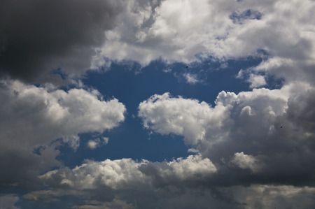 squall: Cloudy Sky
