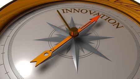modernization: Innovation concept.