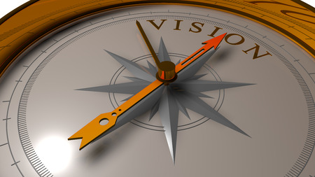 apparition: Vision concept.