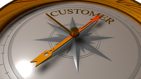 Customer concept.