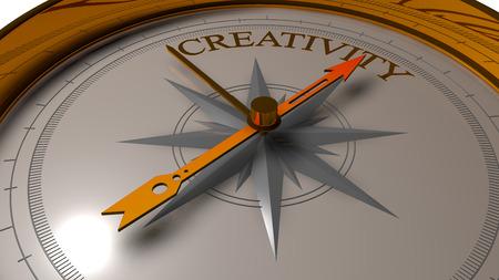 Creativity concept.
