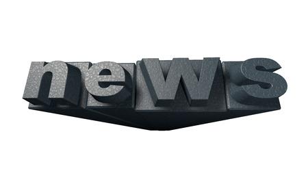News - lithography cliché