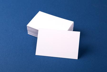 personalausweis: Foto von Visitenkarten. Vorlage f�r Branding Identit�t. F�r Grafik-Designer Pr�sentationen und Portfolios Lizenzfreie Bilder