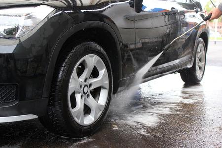 lavado: lavado de coches de auto-servicio