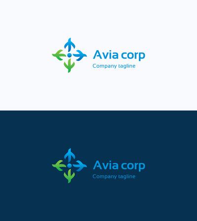 avia: Avia Corp Logo