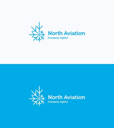 transport logo: North Aviation Logo