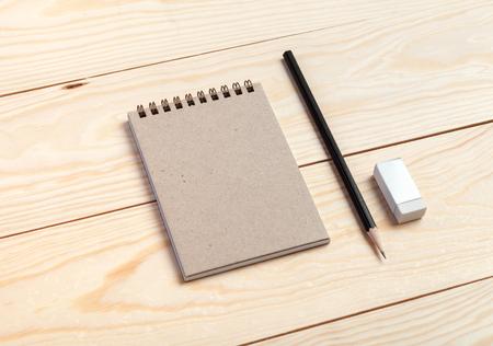 Foto. Plantilla de la identidad de marca. Para diseñadores gráficos presentaciones y carteras.