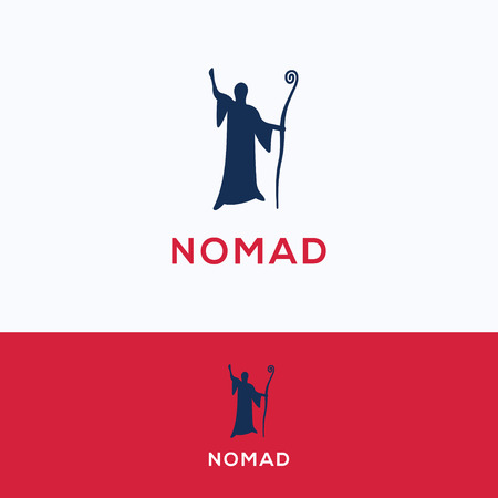 nomad: Nomad bedouin arabic face icon