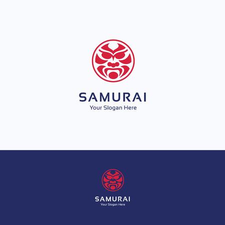 ronin: Samurai man mask japan icon