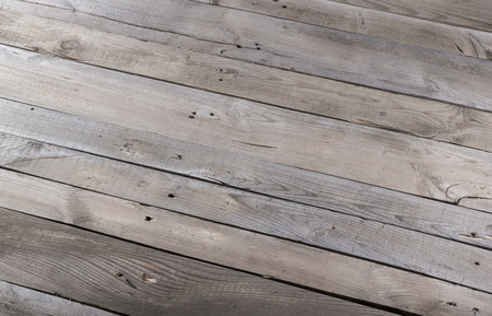 grey pattern: Photo of Old wood background. Horizontal plank texture surface Stock Photo