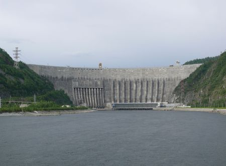 Hydroelectric power station Stock Photo - 1884577