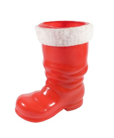 Christmas boot Stock Photo - 2126600
