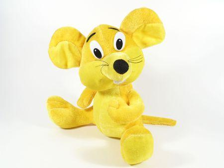 ridicolo: Il giallo ridicolo mouse